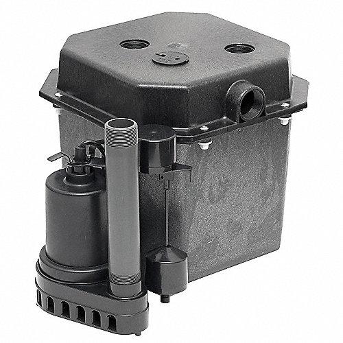 Dayton sistm bomba desag e fregadero hp1 2 4 9a sistemas for Altura desague fregadero