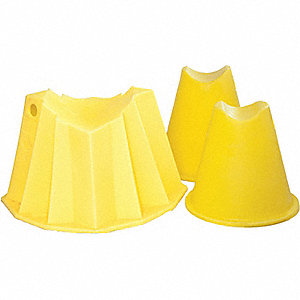 PIPESTAND PLASTIC 8-12IN 18 LBS
