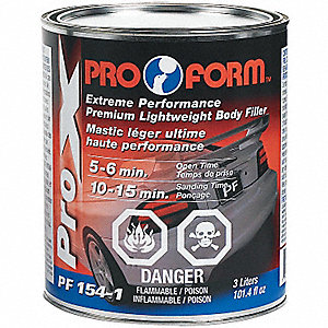 BODY FILLER PROXEXTREME PERF 3 L