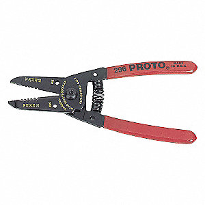 PLIER WIRE STRIPPERS