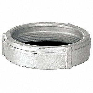 Plug Clamping Ring, Copper-Free Aluminum, For Use With 100A and 150A Pin and Sleeve Plugs