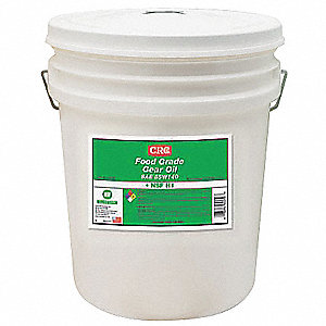Gear Oil, 5 gal. Container Size