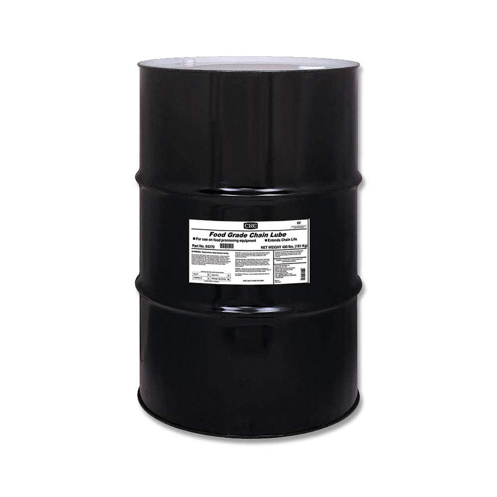 CRC Chain and Cable Lubricant, 55 gal. Drum, Mineral Oil Chemical ...