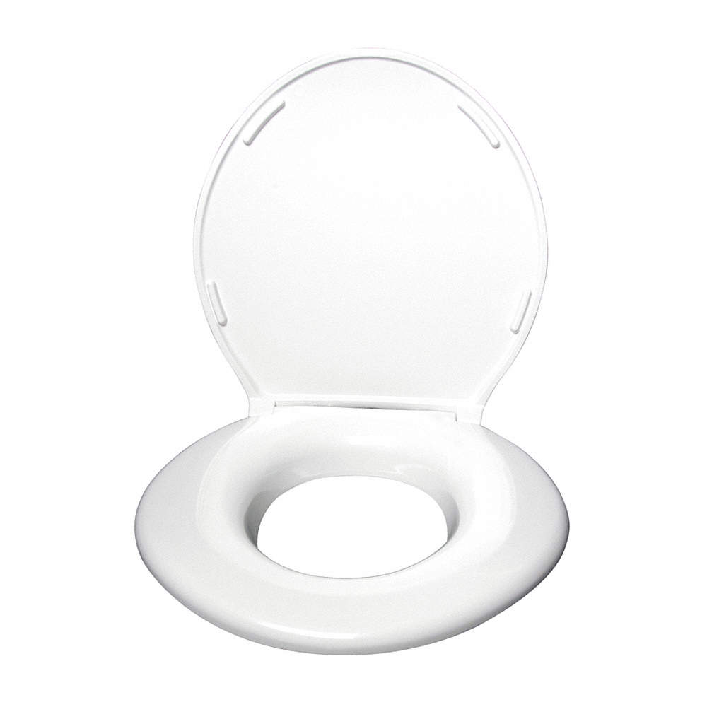 Pleasant Round Or Elongated Standard Toilet Seat Type Closed Front Type Includes Cover Yes White Unemploymentrelief Wooden Chair Designs For Living Room Unemploymentrelieforg