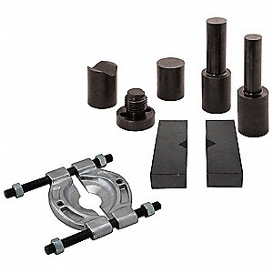 Press Accessory Set,  For Use With 55 tons Press,  Number of Pieces 8