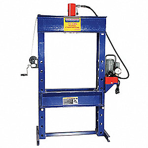 Hydraulic Press,55 t,Electric Pump