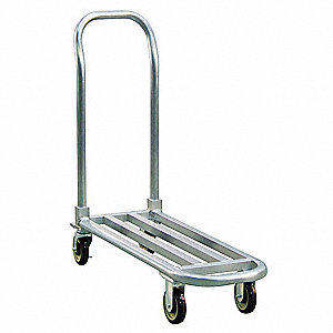 NEW AGE Push Carts and Trucks - Material Handling - Grainger