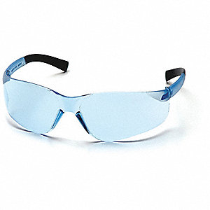 EYEWEAR ZTEK CLEAR SAFETY GLASSES