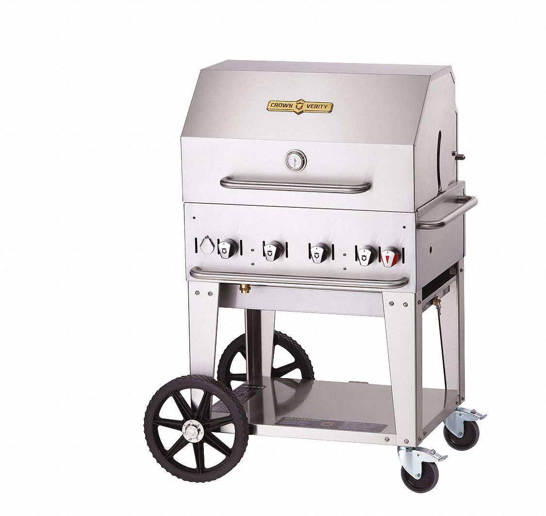 TWW Barbecue Grill Commercial Outdoor Environmental Protection Smokeless Liquefied Gas Gas Stall Gluten Grilled Fish Grill Grill