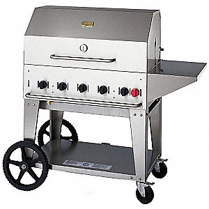 Gas Grill,LP,BtuH 79500
