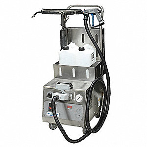 Industrial Steam Cleaner,208V,Portable