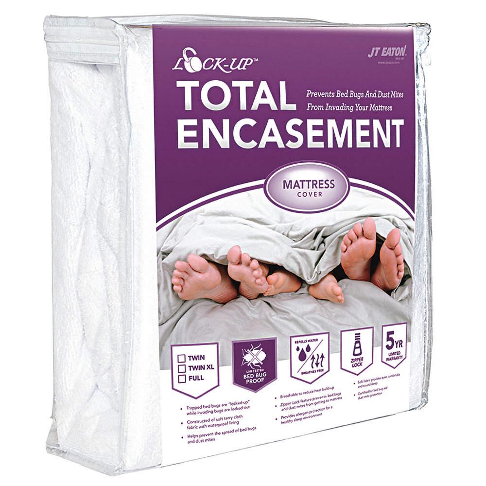 Premium Mattress Encasement, Queen 81QUENC 76706814005 | eBay