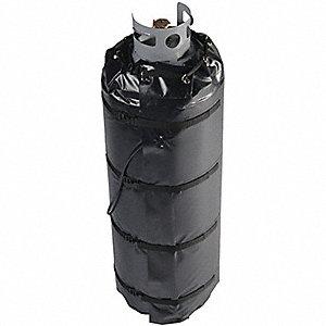 WARMER 420 LB GAS CYLINDER 120V