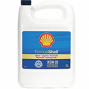 OIL FORMULA SHELL 5W20 4L