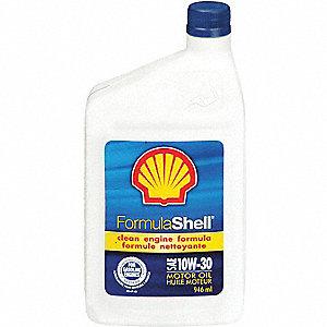 OIL MOTOR FORMULASHELL 5W20 208.2L