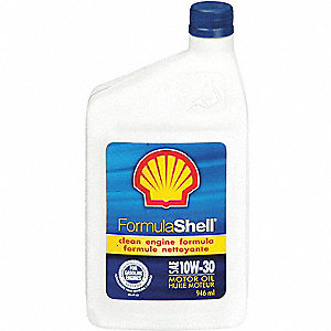OIL MOTOR FORMULASHELL 10W30 208.2L
