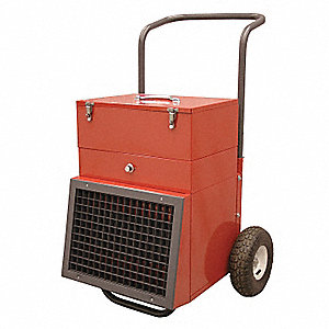 HEATER ELEC MOBILE WARMING 9.5KW