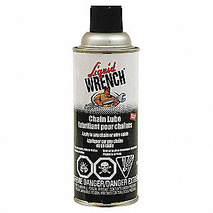 LIQ WRENCH CHAIN LUBE W/MOLY 350G