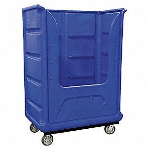 "Basket Truck,10 bu,36""x24""x31-1/2"",PE"