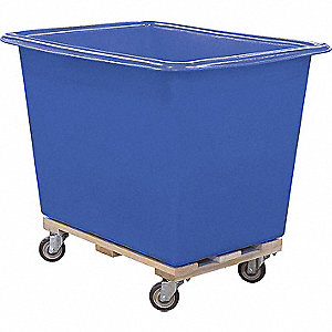 "Basket Truck,12 bu,36""x26""x34"",PE"