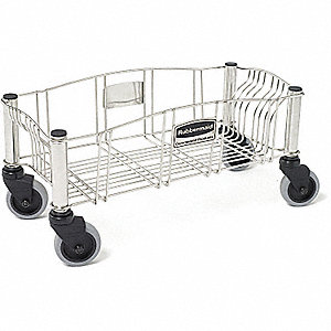 STAINLESS STEEL DOLLY FOR SLIM JIM