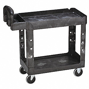 "Utility Cart,500 lbs,39""x17-7/8""x33-1/4"""