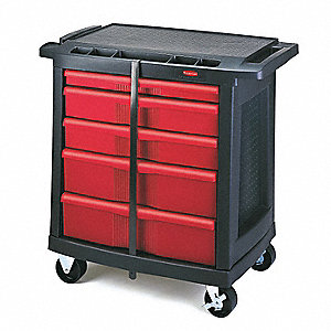 "Utility Cart,250 lbs,32-5/8""x20""x33-1/2"""