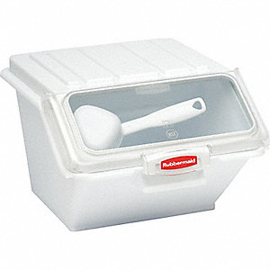 SHELF INGREDIENT BIN - 40 CUP