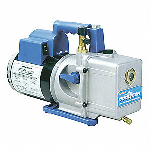 TWO STAGE OFFSET H/VAC PUMP 1/3HP