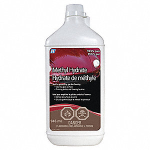 METHYL HYDRATE 1LTR