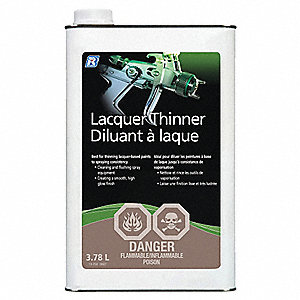LACQUER THINNER 4 LT