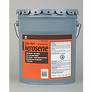KEROSENE CLEAR 20L METAL CAN