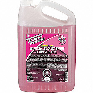 WINDSHIELD WASHER FLUID SUM 3.78L