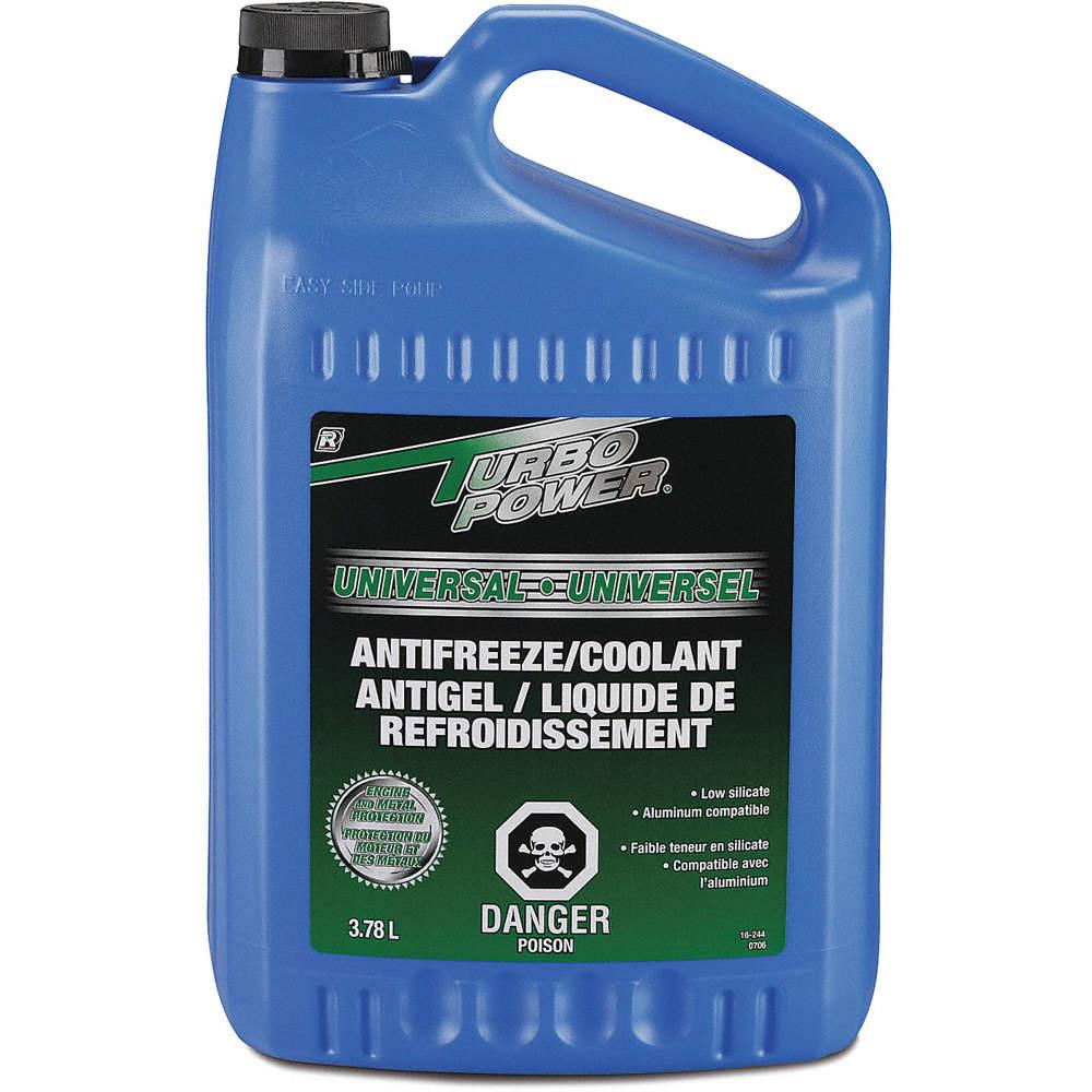 RECOCHEM ANTIFREEZE UNI AUTO/LT TRK 4L GR - Antifreeze and