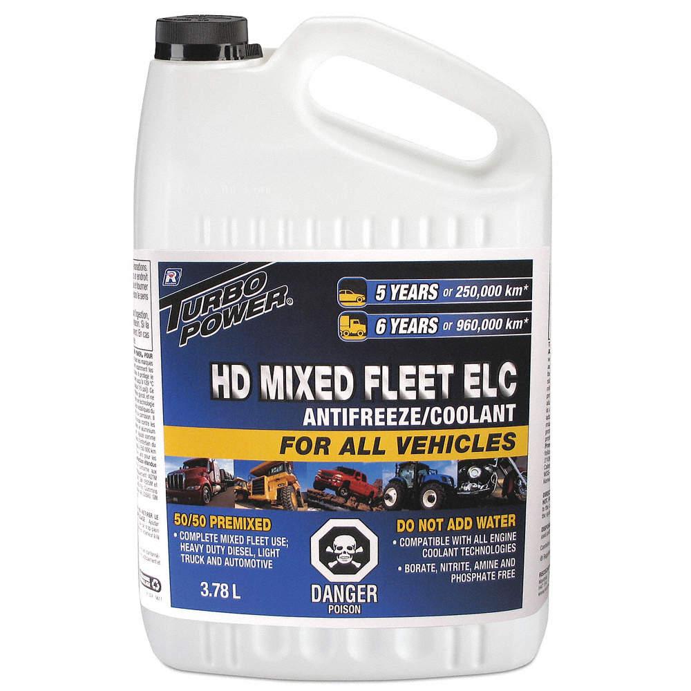 RECOCHEM ANTIFREEZE MXD FLEET EL 50/50 3 78L - Antifreeze