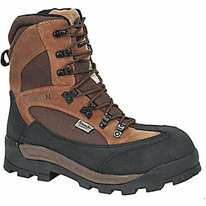 RANGER INSULATED WORK BOOTS SZ 10