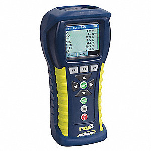 Combustion Analyzer,O2,CO,NO High