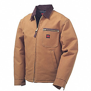 INSULATED DUCK WORK JACKET