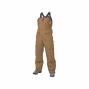 LADIES DUCK INSULATED BIB OVERALL