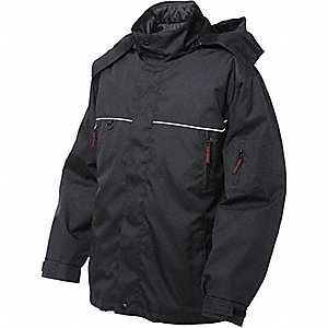 POLY OXFORD 3-IN-1 PARKA