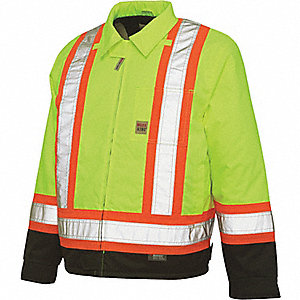 CSA TRAFFIC INSULATED JACKET
