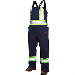 OVERALLS CSA INSULATED BIB