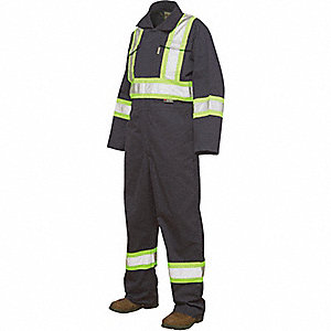 COVERALL CSA UNLINED