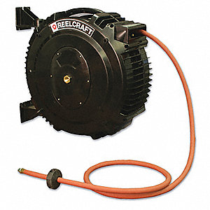 HOSE REEL AIR/WATER 3/8IN X 65FT