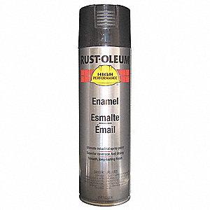 RUST-OLEUM PAINT AEROSOL BLACK 15OZ - Spray Paints