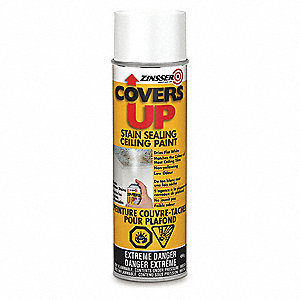 PAINT SEALING COVERS UP STAIN