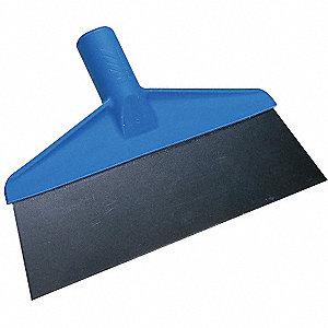 STAINLESS STEEL FLOOR SCRAPER BLUE