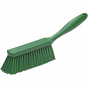 BENCH BRUSH W/ SOFT BRISTLES GR