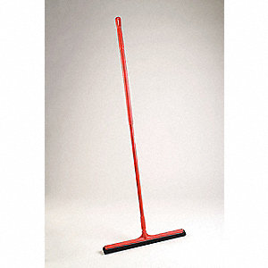 SQUEEGEE 20 IN W/ 51 IN HANDLE RED