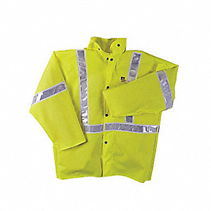 JACKET FR DRY-GEAR FLUO YELLOW